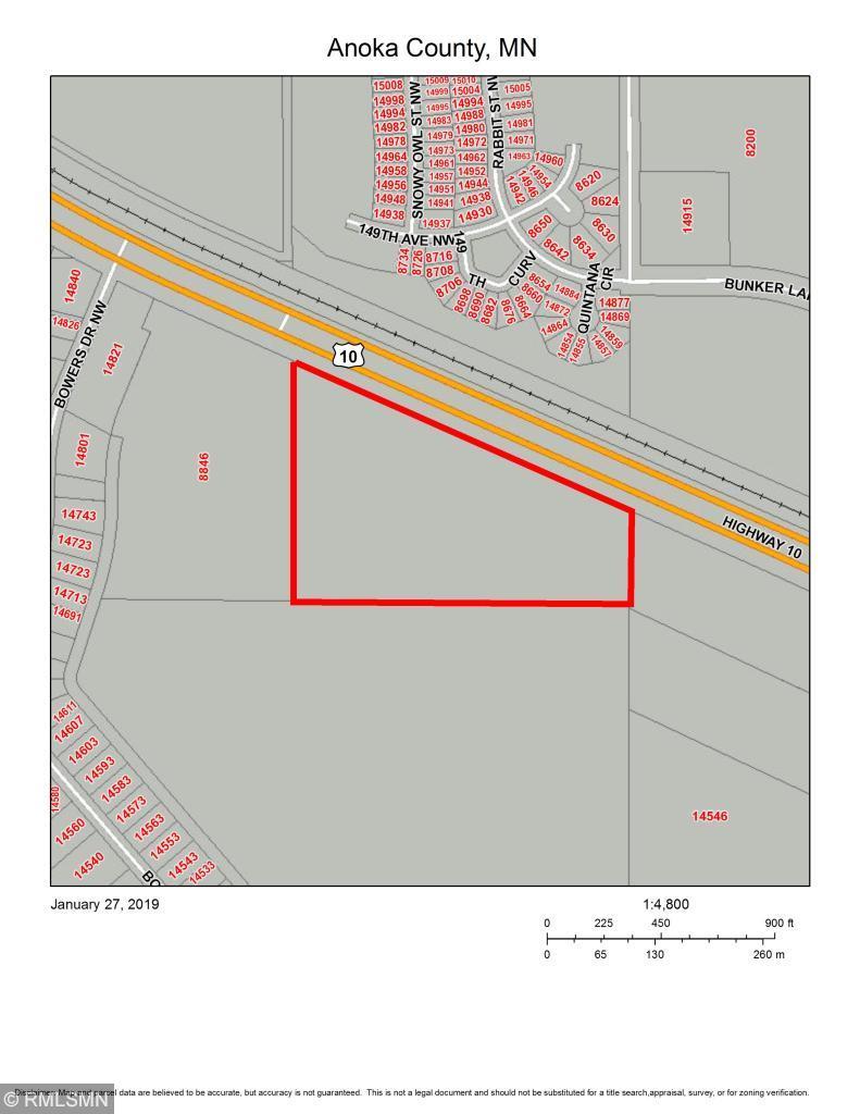 88x1 Highway 10 Ramsey, MN 55303