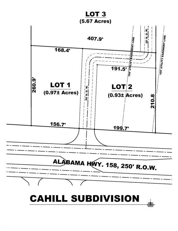 Industrial Parkway Saraland, AL 36571