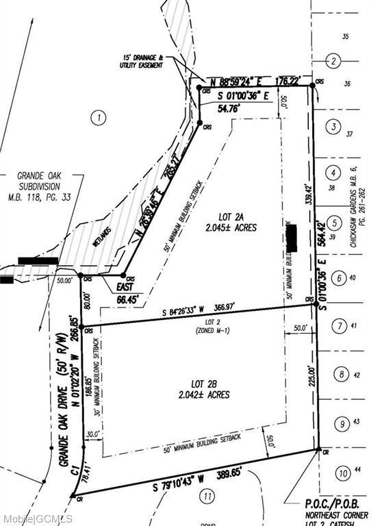 Grande Oak Boulevard Saraland, AL 36571