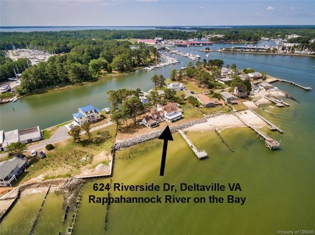 624 Riverside Drive Deltaville VA 23043