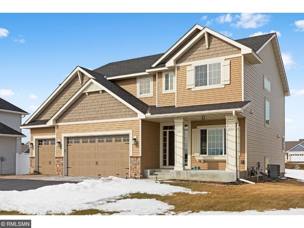 15263 Embry Path Apple Valley, MN 55124