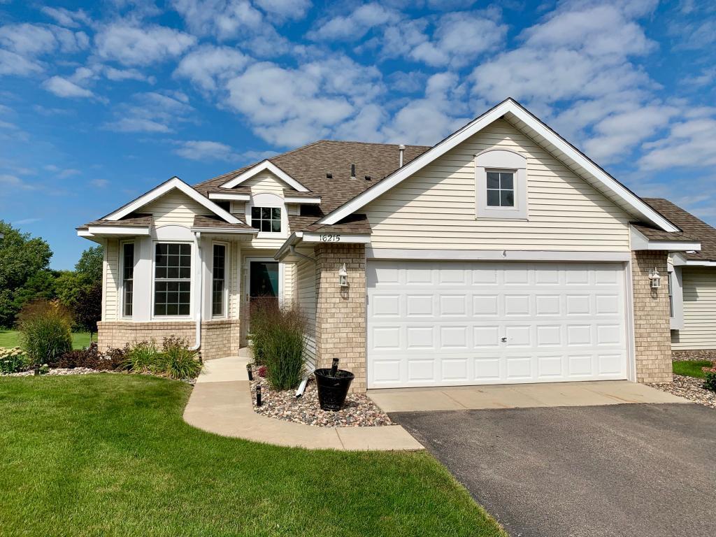 16215 Crystal Hills Drive Lakeville, MN 55044
